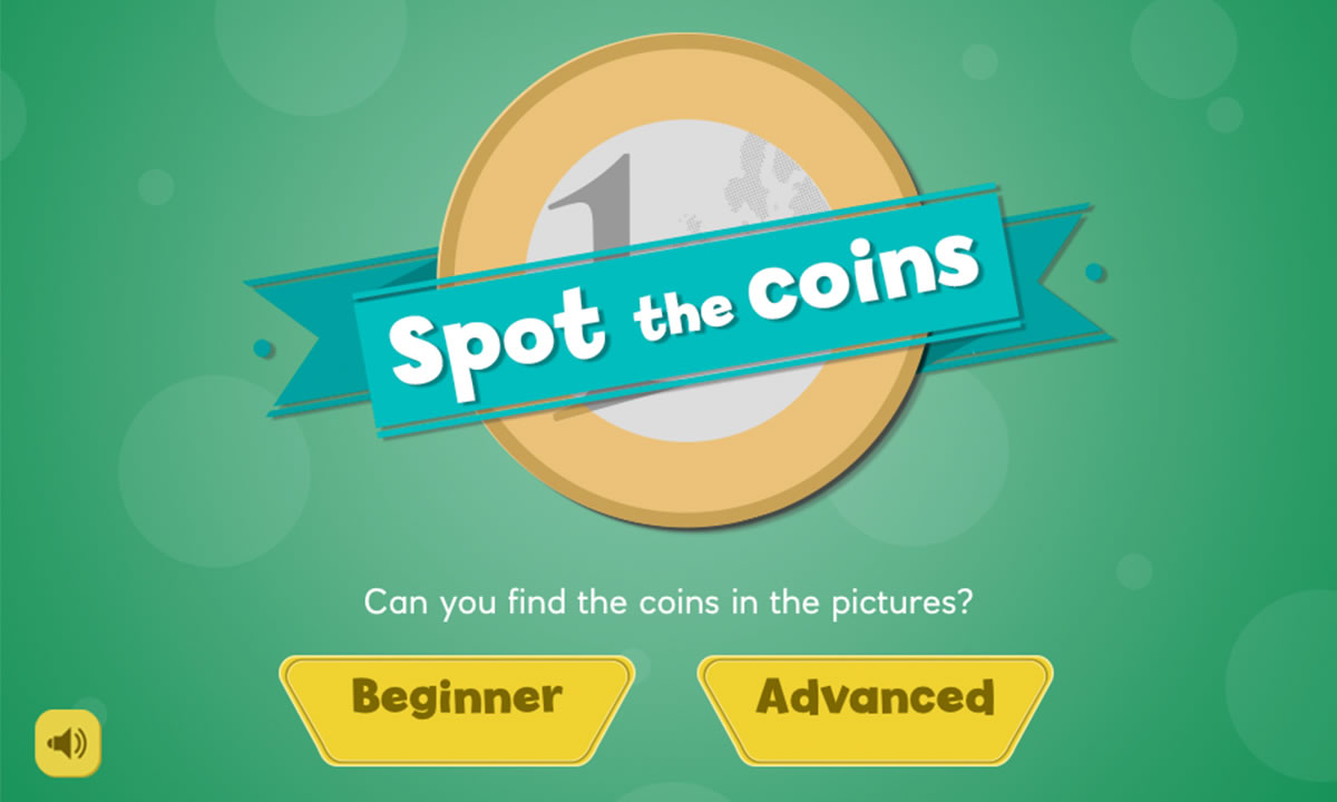 Interactive for What coins and notes do we use?